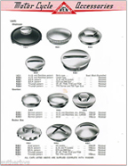 1960's Catalogue Page
